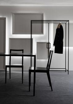 Minimalist Showroom design - Vaudeville Showroom