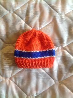 Bronco hat for library duck