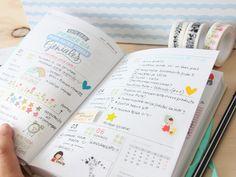 Little Hannah: Cinco consejos para planificar mejor tus semanas