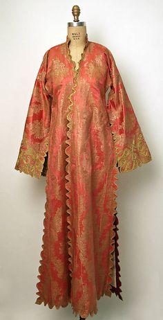 Ottoman Turkish, robe