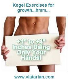 Penis enlargement exercises helped me increase size of penis naturally without any pills/extenders or any side-effects . Ace Fitness, Fitness Diet, Health Fitness, Fitness Goals, Male Enlargement, Enlargement Pills, Male Enhancement Exercises, Massage, Boost Testosterone