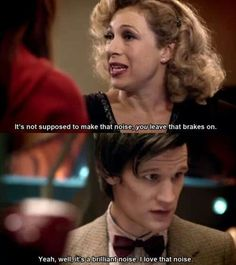 Doctor Who & River Song