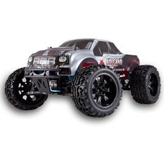 Redcat Racing Volcano EPX PRO Truck 1/10 Scale Brushless Electric (With 2.4GHz Remote Control)