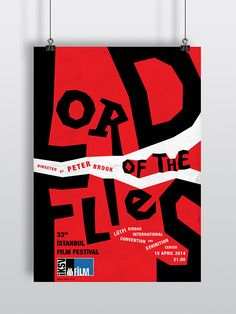 Lord of the Flies Movie Poster (1963) on Behance