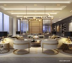 Best Interior Design Living Room Modern For Homes & Apartments Design Living Room, Living Room Modern, Living Room Interior, Living Room Decor, Dining Room, Living Spaces, Luxury Interior, Modern Interior Design, Luxury Living