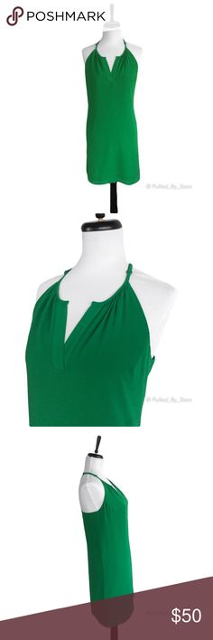 NWT✨ Jade by Melody Tam Green Cocktail Dress Chic razorback dress designed by Melody Tam as a part of her Jade collection-- perfect for a night-out!    • Size: S • Style No. 29E9101 • Material: 100% polyester  • Condition: NWT, (unfortunately) never worn! Jade by Melody Tam Dresses Midi