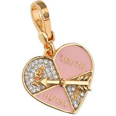 Juicy Couture 2010 Limited Edition Heart Truth or Dare Spinner