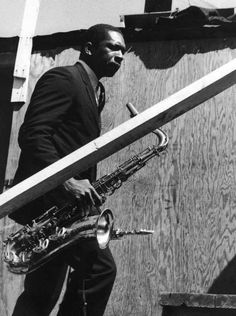 Coltrane~William Claxton