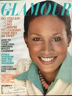 Fashion Black HIstory: Beverly Johnson