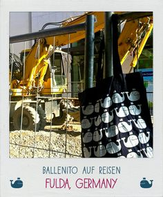 Fulda, Germany Kind Mode, Germany, Tote Bag, Artwork, Bags, Fashion, Paper, Fulda, Screen Printing
