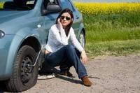 Help Change a Tire