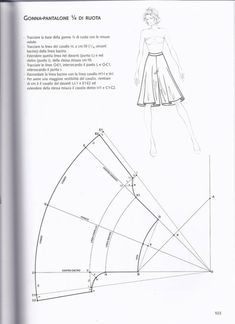 Sewing pants pattern costura 23 New ideas Clothing Patterns, Sewing Patterns, Skirt Patterns, Coat Patterns, Blouse Patterns, Sewing Pants, Sewing Coat, Dress Sewing, Sewing Blouses