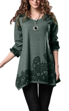 >> Click to Buy << SAF-Hot Women Lace Casual Loose Knit sweater Long Cardigan Pullover Green #Affiliate
