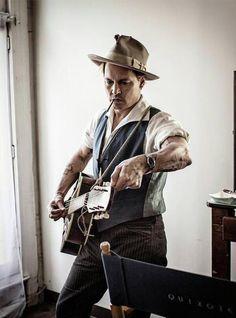 Johnny Depp - Photoshoot 2014