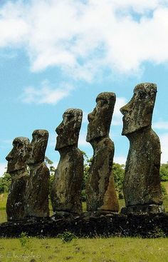 RapaNui, Easter Island   UFOREA.org   The trip you want. The help they need.