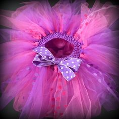 Pink Purple Blast is a gorgeous combination that is both bright and lots of fun to wear! Any little girl is going to feel like a princess wearing this tutu - especially if you team it with a gorgeous top to make a stunning outfit! Diy Tutu Skirt, Pink Purple, Little Girls, Bright, Princess, Outfit, Fun, Tutus, Outfits