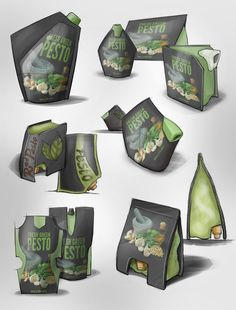 Spoilage-Preventing food packaging on behance sketches дизайн продук Food Packaging Design, Cute Packaging, Packaging Design Inspiration, Brochure Design, Logo Design, Branding Design, Juice Branding, Industrial Design Sketch, Science Experiments Kids