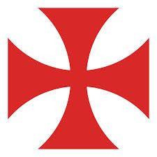 Vatican city - The templars hide in this city. Templar Knight Tattoo, Knights Templar Ring, Kingdom Of Jerusalem, Christian Images, Rose Park, Iris Folding, Medieval Times, Vatican City, Forearm Tattoo Men