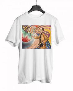 Paul Signac Boutique, Mens Tops, T Shirt, Fashion, Accessories, Supreme T Shirt, Moda, Tee Shirt, Fashion Styles