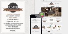 Review  Cepheu - Responsive Prestashop Themetoday price drop and special promotion. Get The best buy