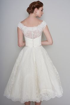 LouLou Bridal Wedding Dress LB200 Daisy