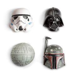 Star Wars Fridge Magnets: Use the (Magnetic) Force, Luke!
