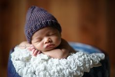 A Little Plum | More blogged: www.babybeanportraits.com/blog… | Flickr