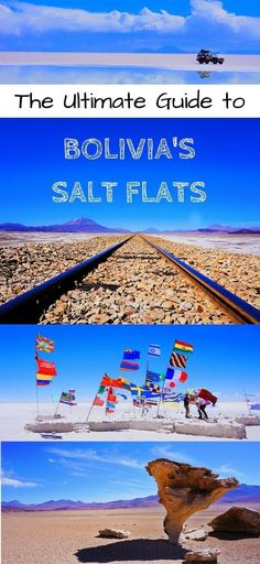 Add the salt flats of Bolivia to your travel bucket list immediately. In this complete guide, we cover everything you need to know to have a trip of a lifetime through the Salar de Uyuni in beautiful Bolivia. South America Destinations, South America Travel, Travel Destinations, Chile, Machu Picchu, Peru, Bolivia Travel, Hotels, Equador
