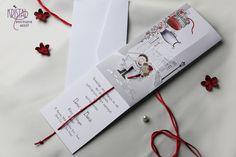INVITATII NUNTA IEFTINE- modele diverse | Royal Mariage Paper Crafts Origami, Erdem, Wedding Invitation Design, Cute Cards, Diy Tutorial, Invitation Cards, Wedding Cards, Gift Wrapping, Design Inspiration