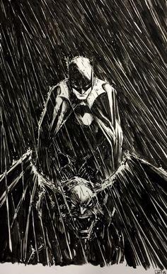 Batman by Jeremy Haun