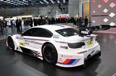 Высокотехнологичный BMW M3 DTM