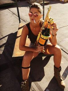 Take Your Parties To A Whole New Level With This Champagne Gun