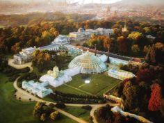 The Royal Greenhouses at Laeken - Google Search