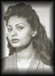 Sophia Loren.1952