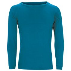 Adults Merino L/Sleeve Crew neck Top: Peacock Outdoor Gear, Peacock, Crew Neck, Turtle Neck, Sleeves, Sweaters, Clothes, Tops, Products