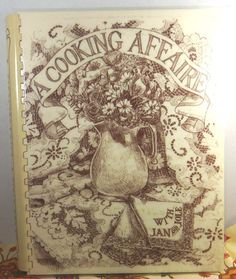 A COOKING AFFAIRE A Collection of Classics  by Jan by BunnysLuck, $14.99