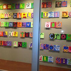 Art Classroom Decor Ideas on Pinterest - Preschool Classroom Decoration Ideas