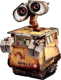 Wall-E, micul robotel http://blog.gokids.ro/articol/wall-e-micul-robotel/