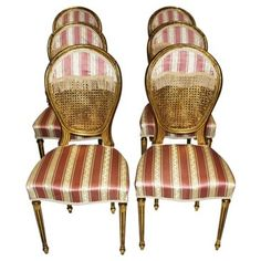 Check Out This Item At One Kings Lane French Louis Xvi Style Gilt Chairs