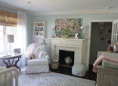 A Nest for Evey: Nursery Inspiration