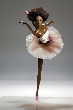 Black Ballerina Barbie