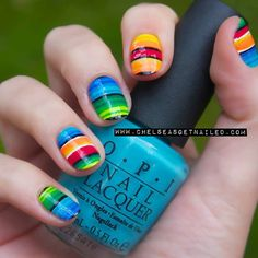 Nail Art :) | via Facebook