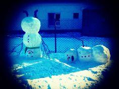 snowman :D