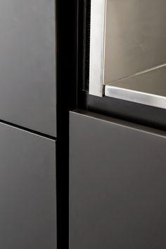 FENIX NTM. Nanotech Matt Material for Interior Design. Smart. Fenix Ntm, Slide Images, Top Freezer Refrigerator, Bathrooms, Kitchen Appliances, Interior Design, Inspiration, Furniture, Shoes