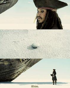 "<3 Johnny Depp I talk to ""rocks"" too"