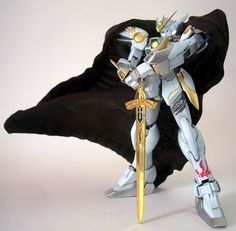 GUNDAM GUY: MG 1/100 Wing Zero Custom - Customized & Painted Builds