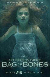 Bag of Bones by Stephen King - Movie Tie-In