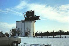 RAF Watton, Eastern Radar, Type 82 Radar Head