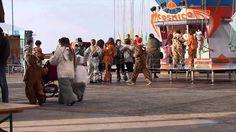Carnevale al Luna Park a Muggia 28-2-2014