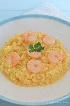 """Mergi direct la rețetă V-am mai povestit eu că am crescut pe malul gârlei, la propriu. Când eram eu mică, pe malurile Dunării era o întreagă rețea de bălți. Pe la sfârșitul anilor '80 cele mai multe bălți au fost secate și """"redate"""" agriculturii. Dar până atunci, au hrănit sate întregi din sudul țării. Printre...Read More Romanian Food, Risotto, Food And Drink, Cooking, Ethnic Recipes, Minute, Kochen, Brewing"""